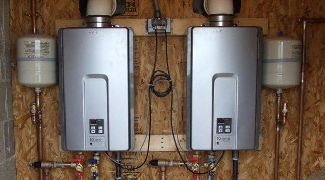 water heater repair replacement nj