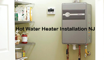 hot water heater installation NJ