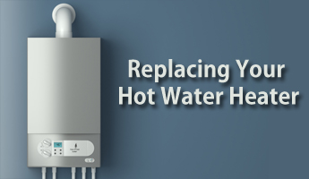 Replacing your Hot Water Heater